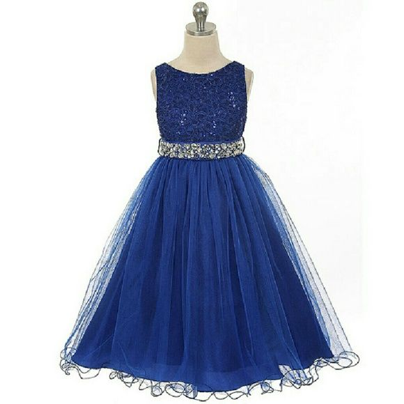 Royal blue dress xs 001