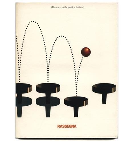 1981 Studio Boggeri RASSEGNA 6: CAMPO DELLA GRAFICA ITALIANA Massimo Vignelli   eBay