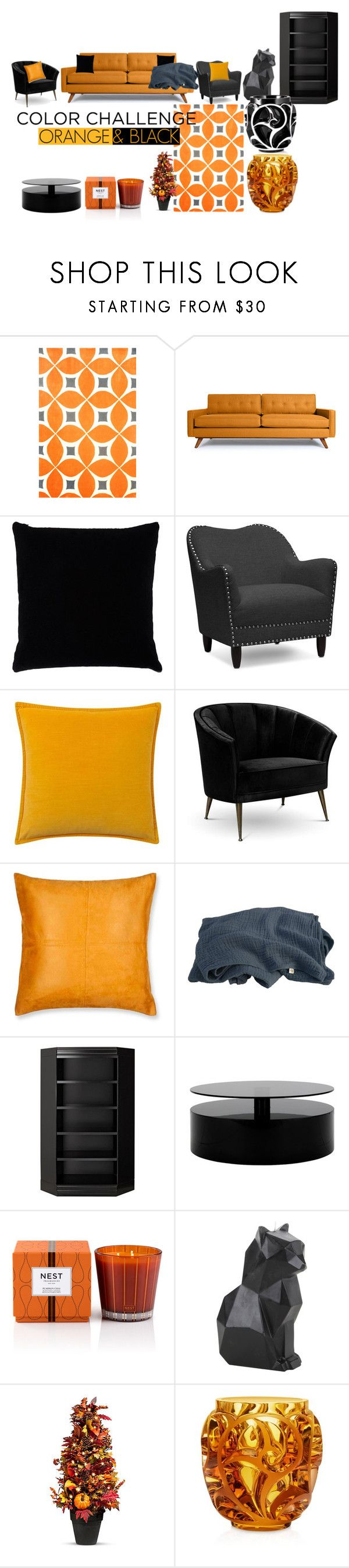 """Modern"" by elisabetta-negro ❤ liked on Polyvore featuring interior, interiors, interior design, home, home decor, interior decorating, Thrive, Kevin O'Brien, Baxton Studio and Pottery Barn"