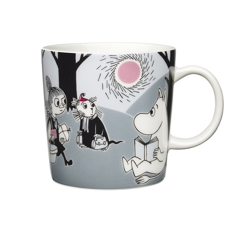 Discover the Iittala Moomin Mug - Celebration at Amara