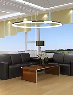 Modern Simple Design Mini Pendant  Living LED Ring – AUD $ 320.41