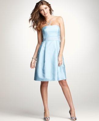 bridesmaid dress- like the style