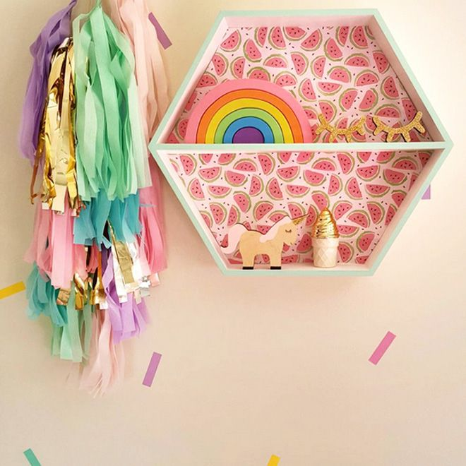 10 crafty Kmart hacks for kid's rooms | Mum's Grapevine