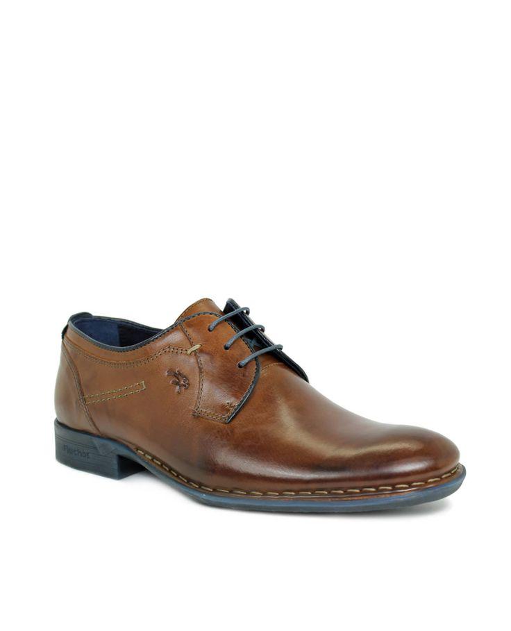 Zapatos FLUCHOS marrón 8952