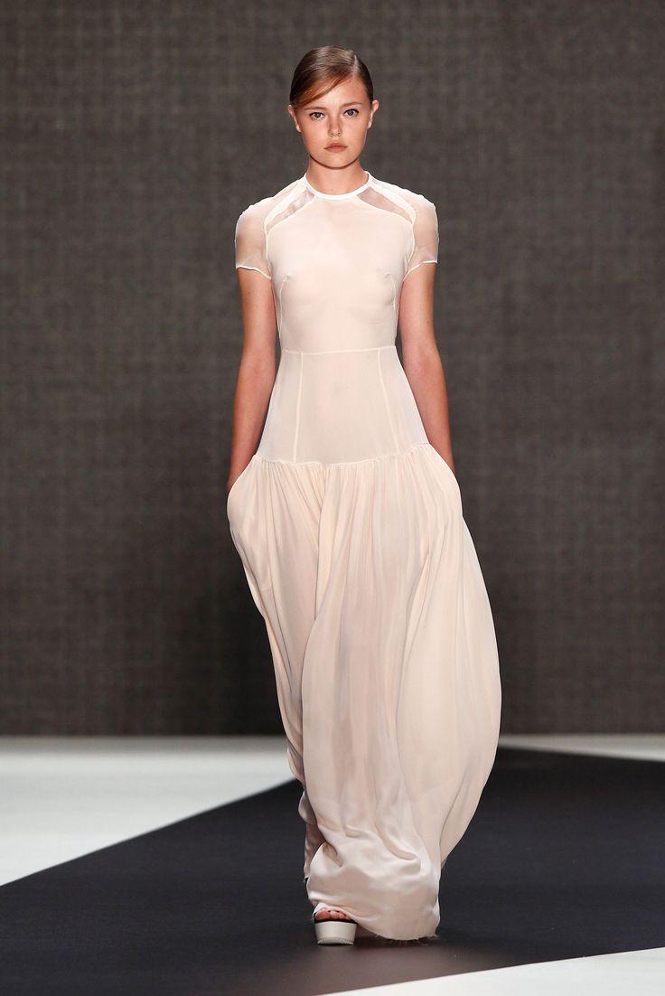 Look 25: Catch Evening Dress