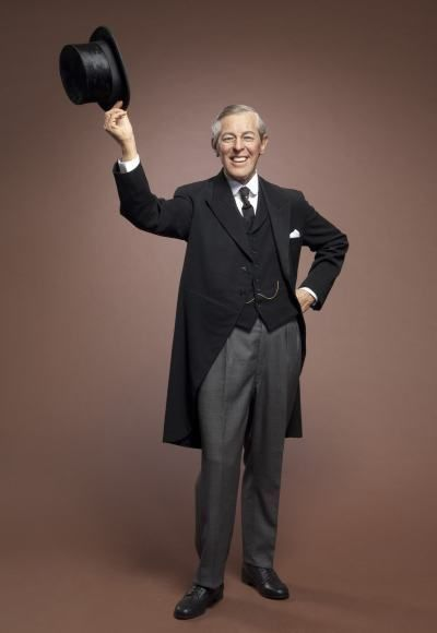 United States Presidents Gallery at Madame Tussauds DC: Woodrow Wilson