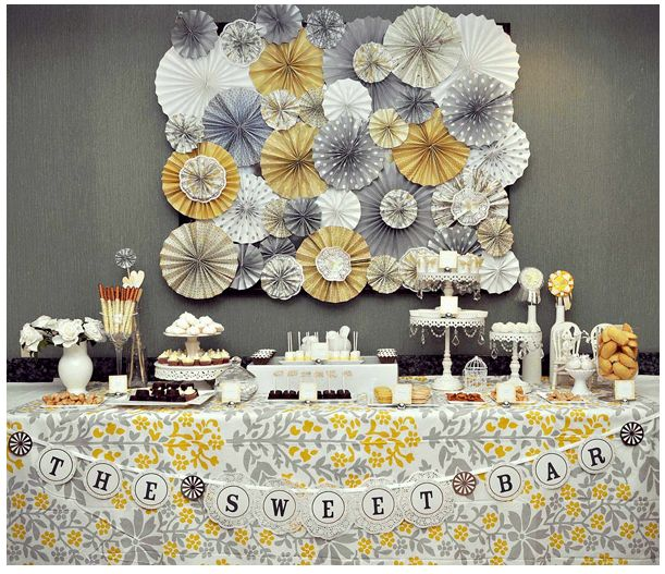 BY GUEST BLOGGER GAIL OLIVER, AUTHOR OF 663 MUST-HAVE WEDDING IDEAS    Backdrops have become huge. Whether it is behind the head table or for a photo booth, backdrops will continue to grow in ...