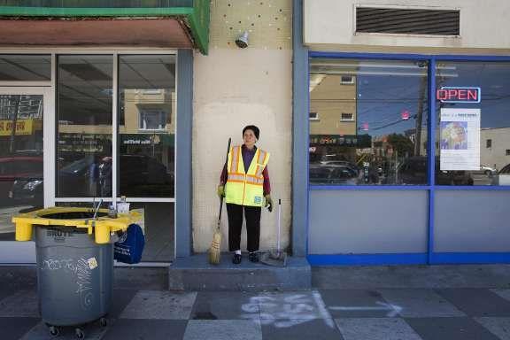 THE REGULARS / The San Francisco Chronicle