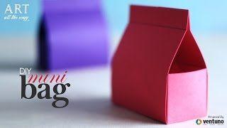 How To Make Diy Mini Bag