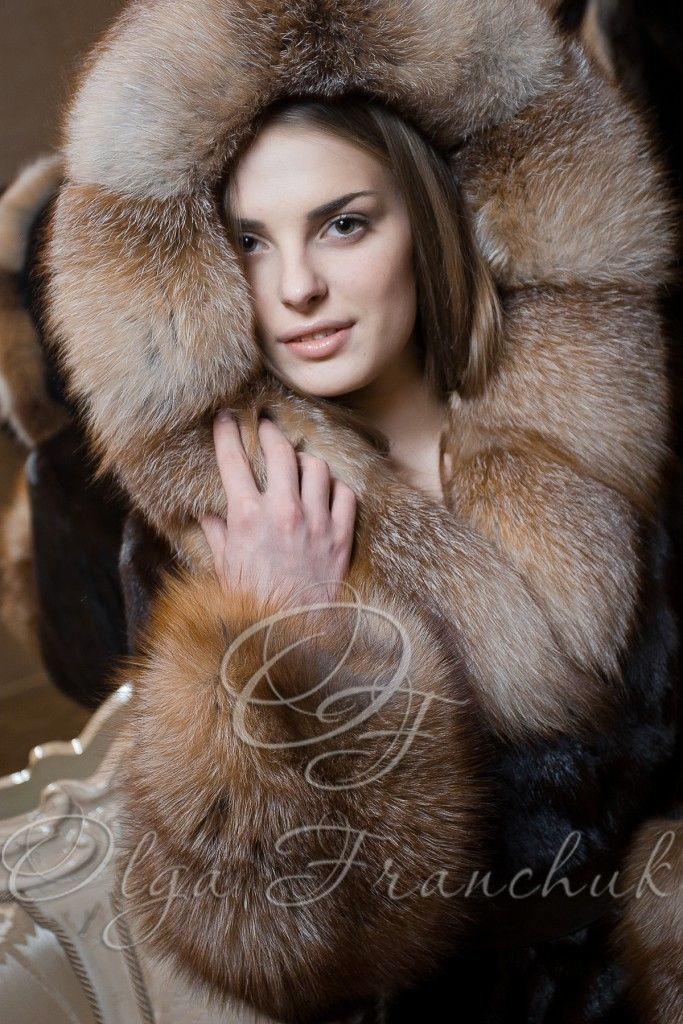 17 best images about Hooded Furs on Pinterest | Coats, Silver ...