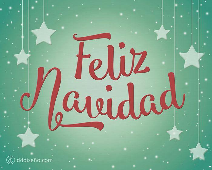 Feliz navidad frases con dise o dddise o ocasiones - Feliz navidad frases ...