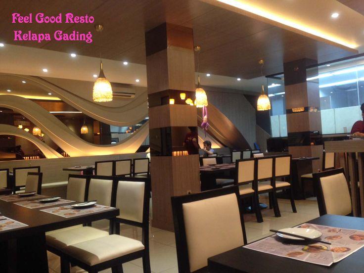 Resto : Feel Good Kelapa Gading Interior Desain & Eating Place