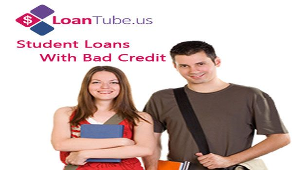 Students have Bad Credit Situations, but isn't Worrisome Acquire funds for your education with student loan with bad credit situations. The loan will help the students complete their education in their choice of field. visit:https://goo.gl/f9AZPu
