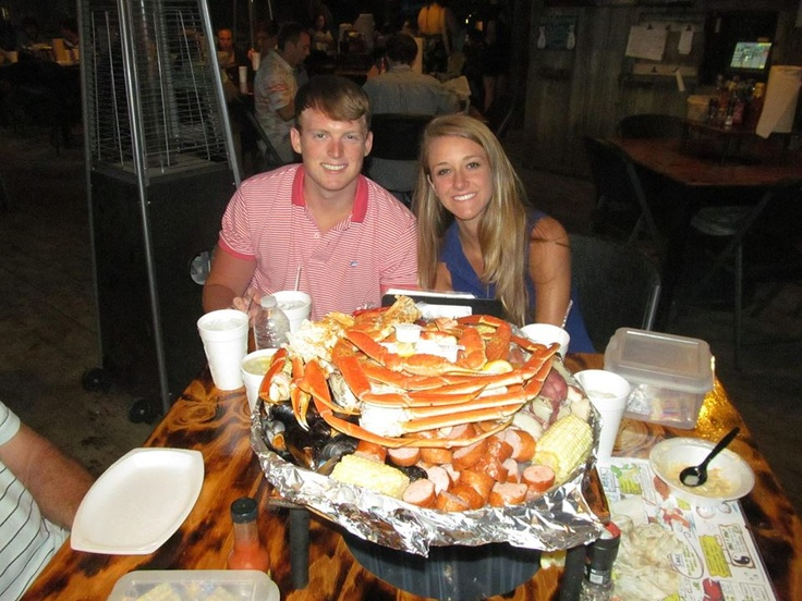 The crab shack our profile photo this week was posted by