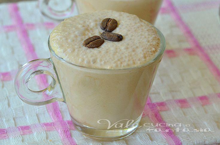 Spuma al caffè ricetta facile e veloce