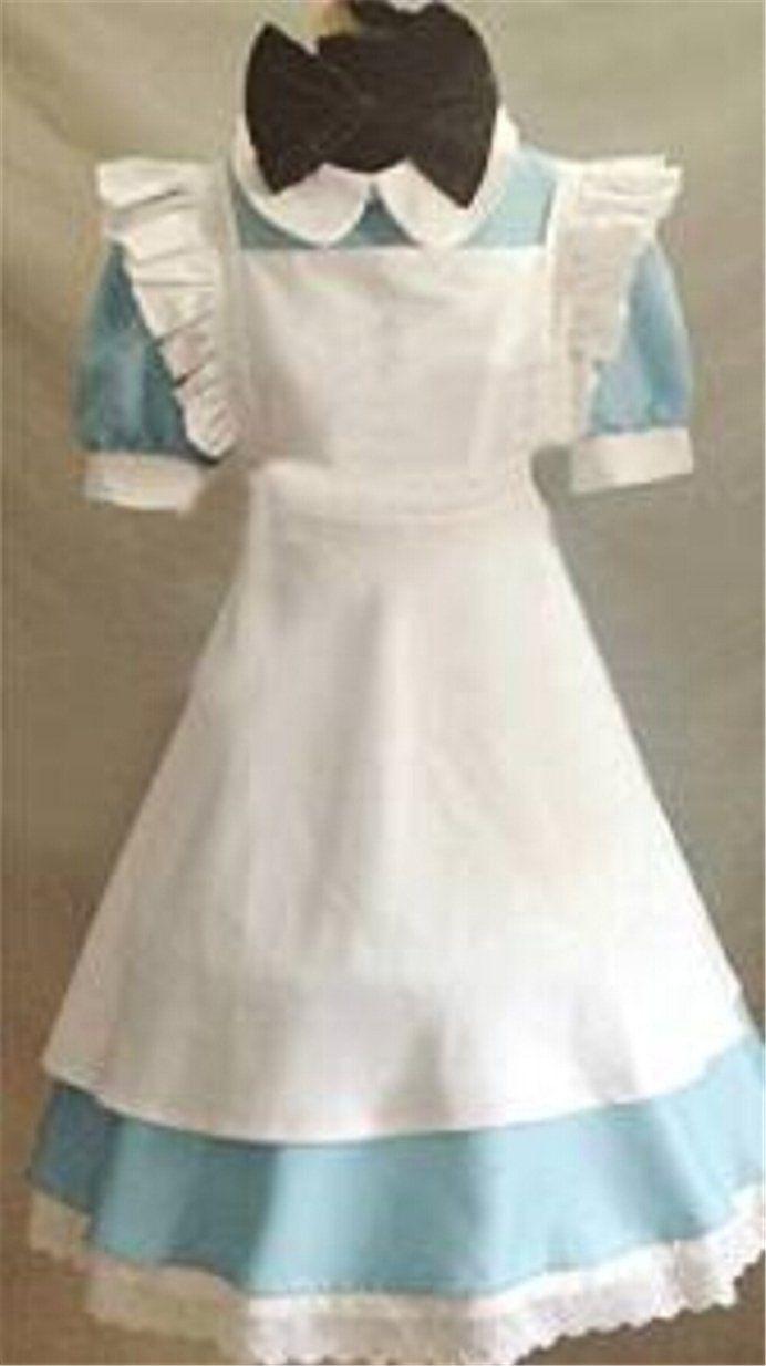 Vicwin-One Chuunibyou Demo Koi Ga Shitai Chu-2 Koi Ren Maid Cosplay Costume ** You can get more details by clicking on the image.