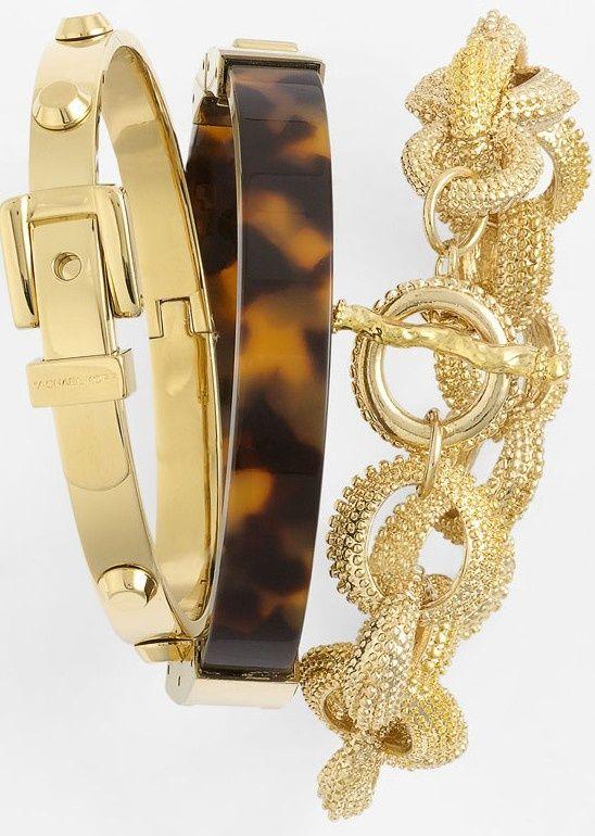 Tasha Bracelet & Michael Kors Bangles♥✤   Keep the Glamour   BeStayBeautiful