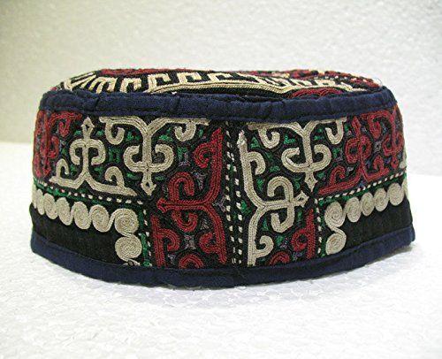 Antique turkoman super fine embroidery hat turkish beret ... http://www.amazon.com/dp/B01F037N9C/ref=cm_sw_r_pi_dp_x0njxb1P3WCVP