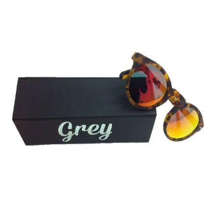 Gafas De Sol Tortoise Cherry By Grey Sunglasses