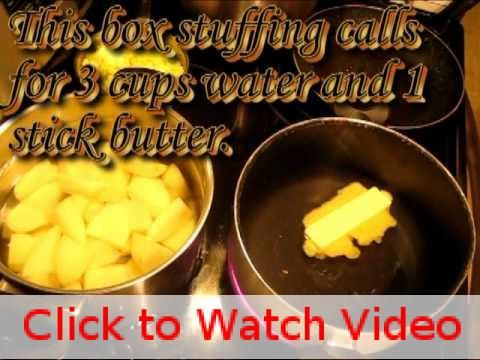 how to make cooking videos