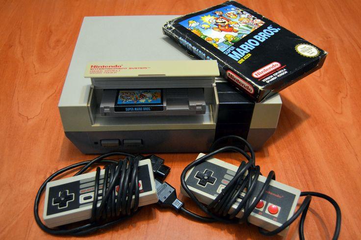 Nintendo un compañero de juego con una larga historia #Game #Historia
