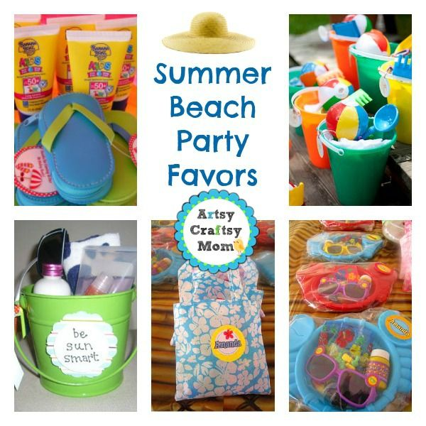 25 Summer Beach Party Ideas Celebrate Summer with our Indoor Beach Party  ideas