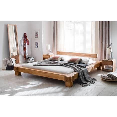 25+ best ideas about holzbett 140x200 on pinterest | bett selbst ... - Dream Massivholzbett Ign Design