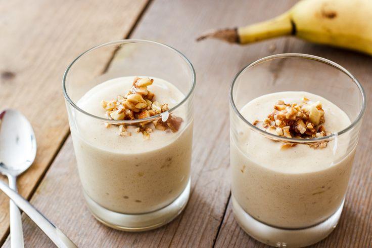 Een supermakkelijk recept voor gezonde bananenijsjes: heerlijk romig en lactosevrij!
