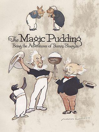 Cartoonist's collection shows there's so much more to Lindsay than the Magic Pudding