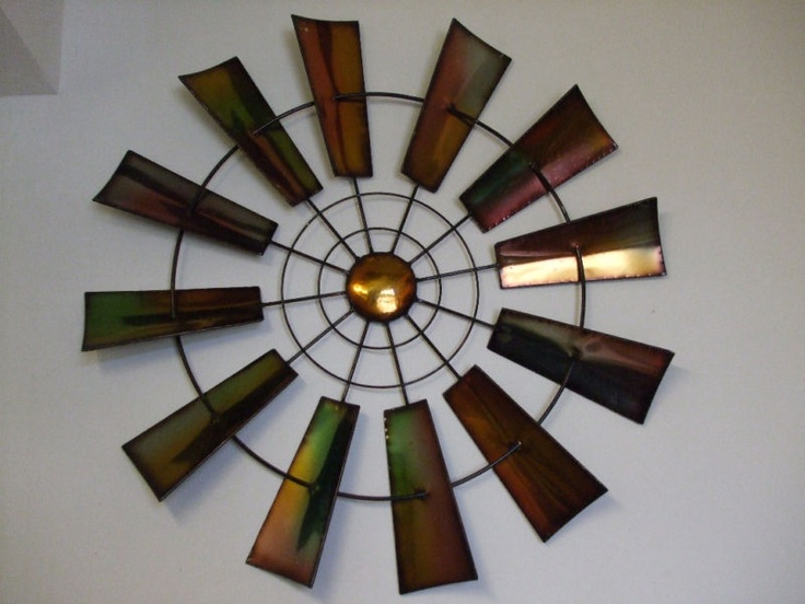 Windmill Wall Art 146 best windmill blades for wall decor images on pinterest