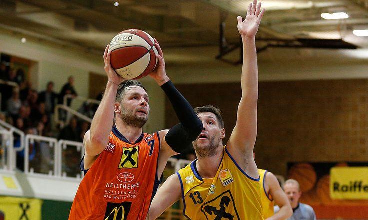 Basketball-Bundesliga - Auftaktsiege von Fürstenfeld und Kapfenberg - Kleine Zeitung