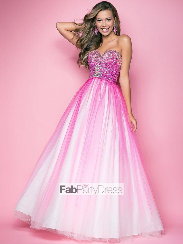 Mejores 37 imágenes de prom dresses en Pinterest | Vestidos de noche ...