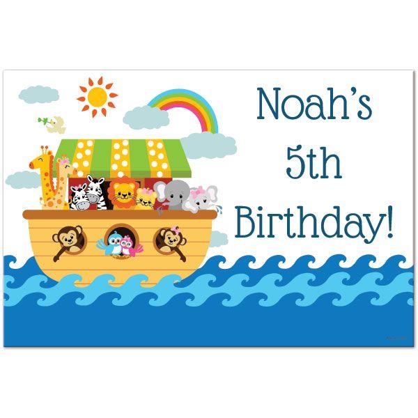 74 Best Noah S Ark Party Supplies Images On Pinterest
