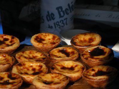 The best custart tart in the world is Portuguese! Pastel de Belém!