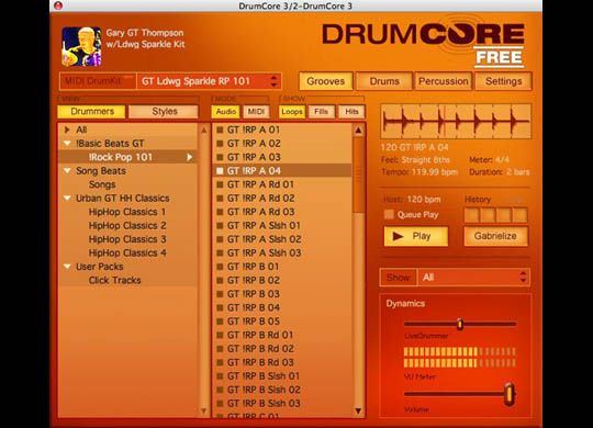 DrumCore Free V3 VST | Free Musician's Resource