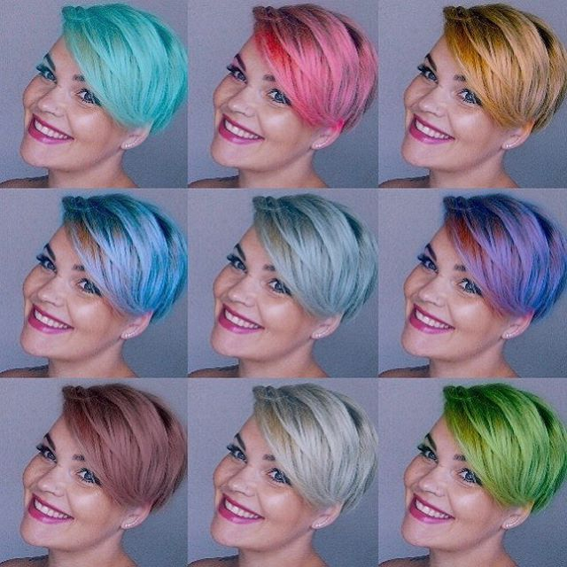 Which One Is Your Favourite Which Should I Try If You Wanna See What You Would Look Like With Another Col Hair Styles 2017 Baby Girl Hair Short Hair Styles