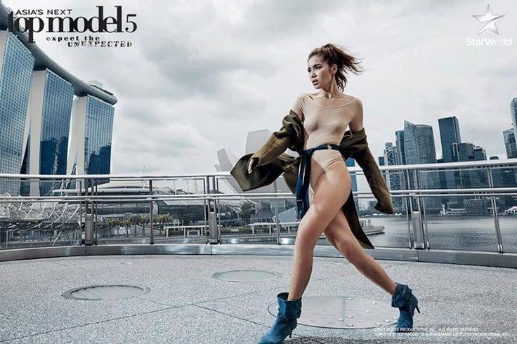 Dấu ấn giúp Minh Tú đoạt giải Á quân Next Top Model châu Á