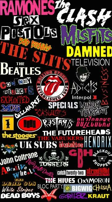 Why the hell is The Beatles & Rolling Stones on here!?!