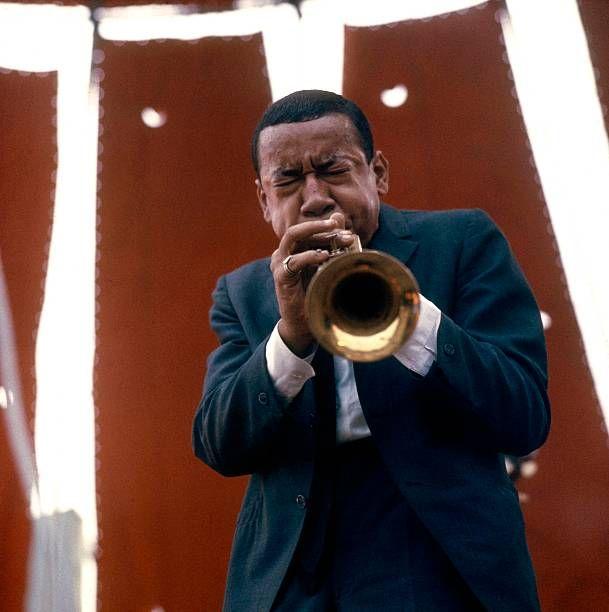 JANUARY 01 1970, Lee MORGAN; Photo by Gai Terrell in 2020 | Lee morgan, Jazz artists, Jazz trumpet