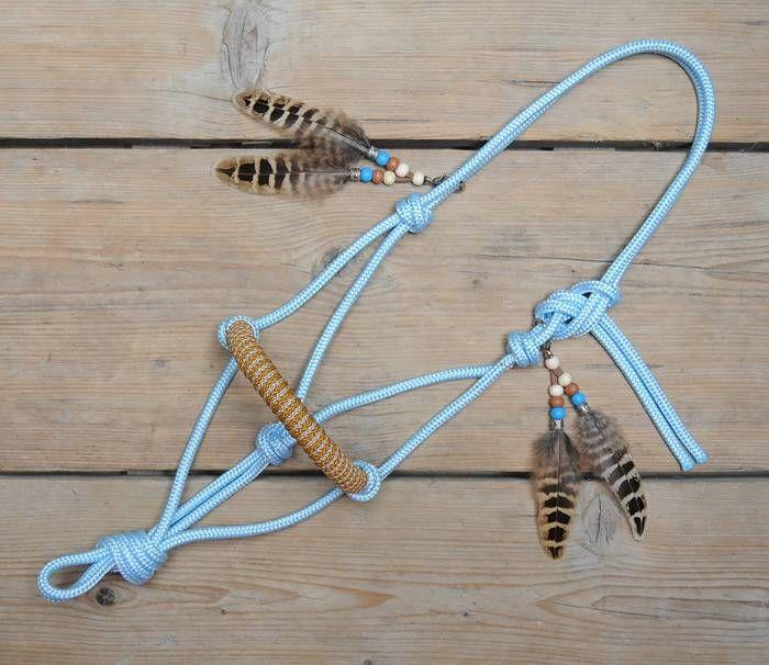 Touwhalster maken | Paarden-diy.jouwweb.nl