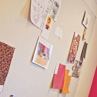 My Life Sized Board DIY Pin Custom Jumbo Burlap Message BoardPinterest BoardDesign
