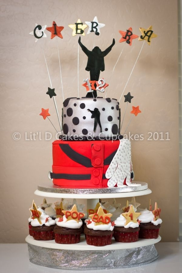 Michaels Cake Decorating Party : 1000+ images about MJ cakes on Pinterest Cake central ...