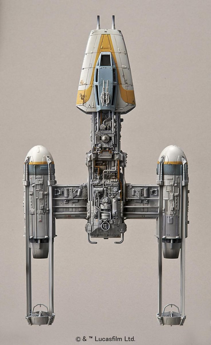 Bandai x Star Wars 1/72 Y-Wing Starfighter: UPDATE Many Official Images, Info Release http://www.gunjap.net/site/?p=262300