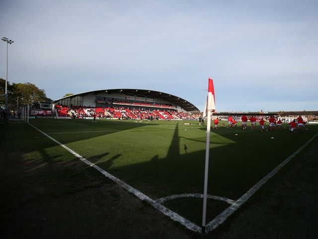 Fleetwood Town complete deal for Rushall Olympic striker Alex Reid