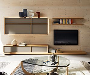 Luxury Wall units and Media Systems – Wharfside furniture
