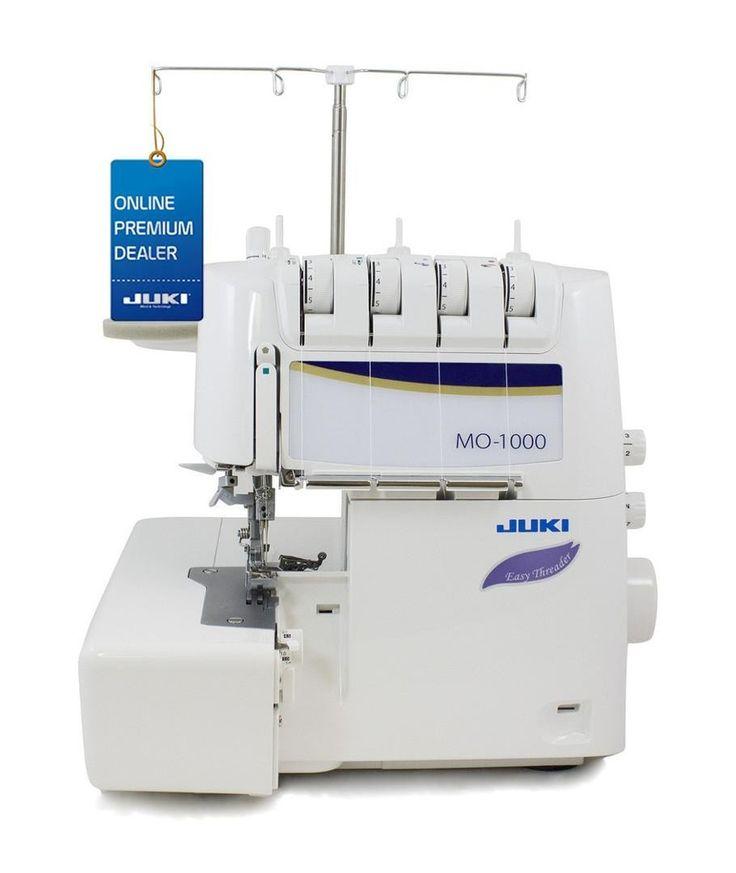 Sei interessata ad una TAGLIACUCI JUKI MO-1000, affidabile e con sistema di infilatura automatica dei crochet? Con il sistema di infilatura più avanzato sul mercato, cambiare i colori del filo non sarà più un problema.