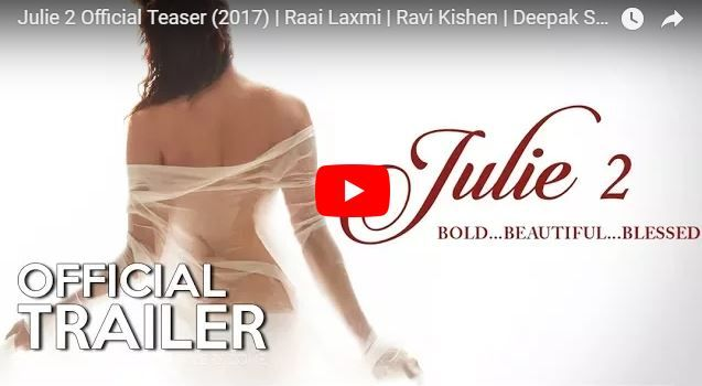 Watch: Raai Laxmi Julie 2 Official Teaser