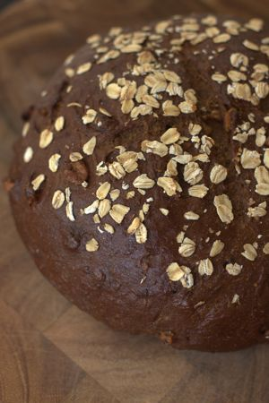 Oatmeal Walnut Bread | my kitchen addiction