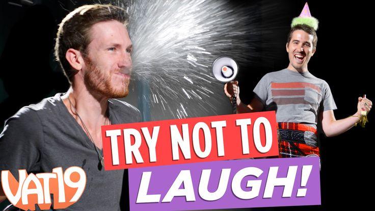 Vat19 Make Me Laugh Challenge