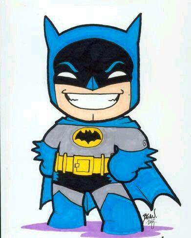 how to draw dc batman
